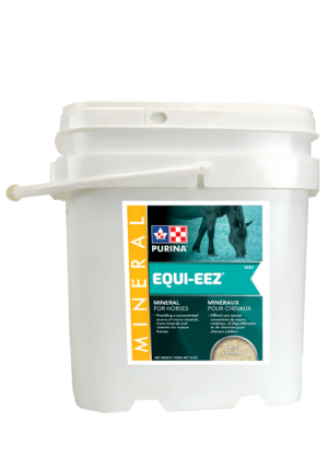 Horse feed and equine products // equipurina ca