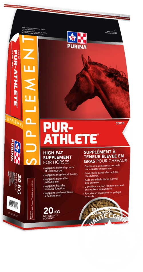 Purina Canada  Pur-Athlète<sup>MD</sup>